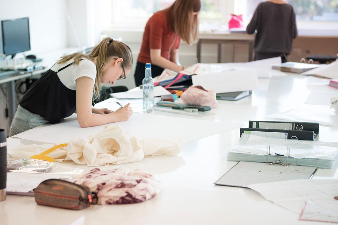 Atelier Meisterkurs Schneiderhandwerk