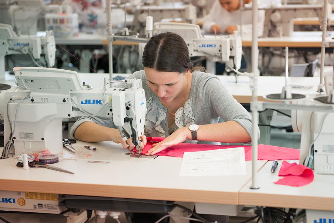 Vorbereitung Meisterprüfung Schneiderhandwerk