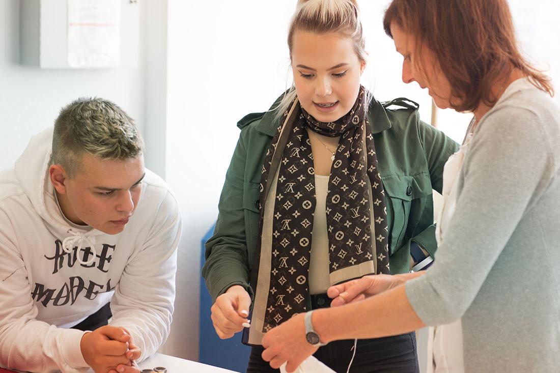 Unterricht Meisterschule für Mode