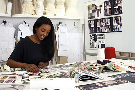 Meisterschule Mode Fachtheorie Modekunde
