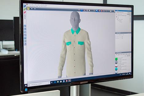 3D Entwicklung Meisterkurs Schneiderhandwerk