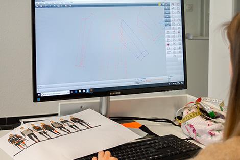 Digitale Maßschnittkonstruktion Meisterkurs Schneiderhandwerk